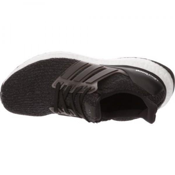Adidas Women Ultra Boost Black Dark Grey Shoes S80682