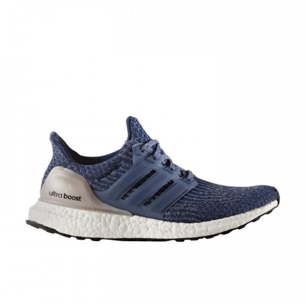 Adidas Women Ultra Boost 3.0 Blue Grey Metallic Sh...