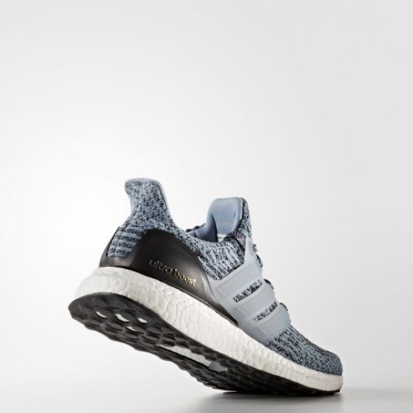 Adidas Women Ultra Boost 3.0 Tactile Blue Black Shoes S80685