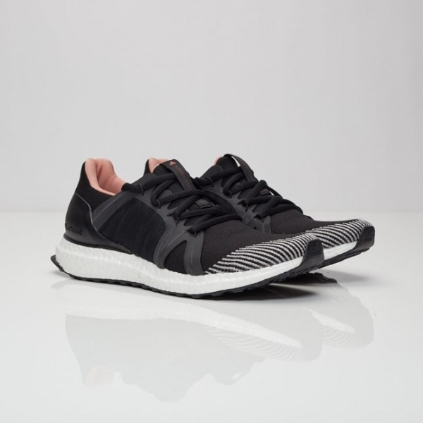 Adidas Women Stella McCartney Ultra Boost Black Ru...