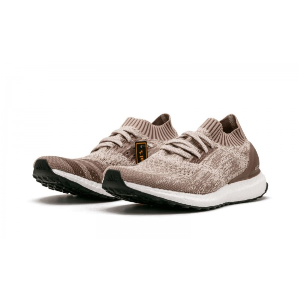 Adidas Men Ultraboost Uncaged Brown Shoes BB4488