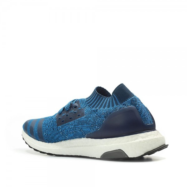 Adidas Men Ultraboost Uncaged Blue White Shoes BY2555