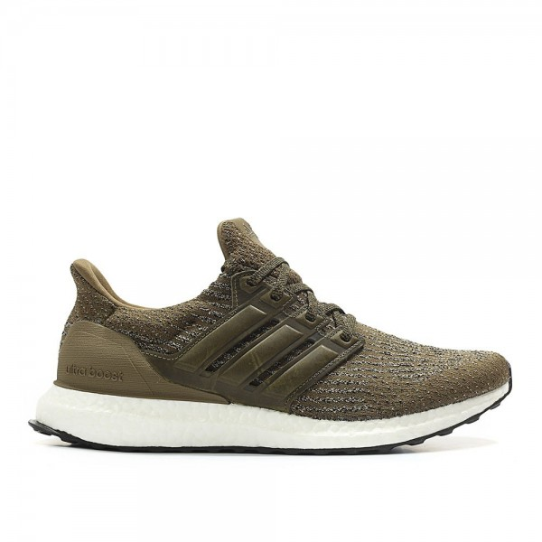 Adidas Men Ultraboost 3.0 Trace Olive Green Cargo ...