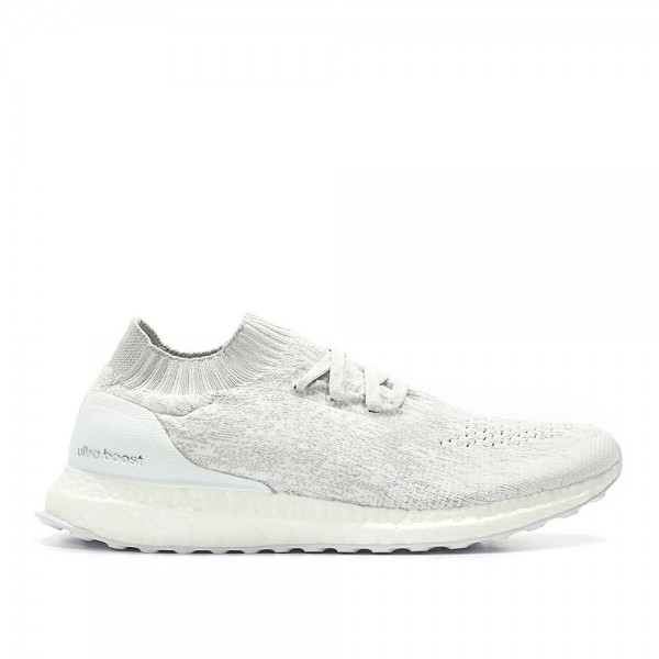 Adidas Men Ultra Boost Uncaged White Running Shoes...