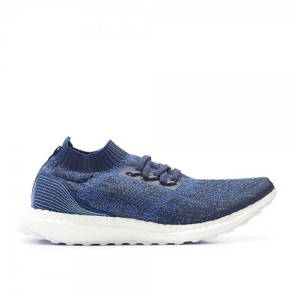 Adidas Men Ultra Boost Uncaged Parley Navy Blue Sh...