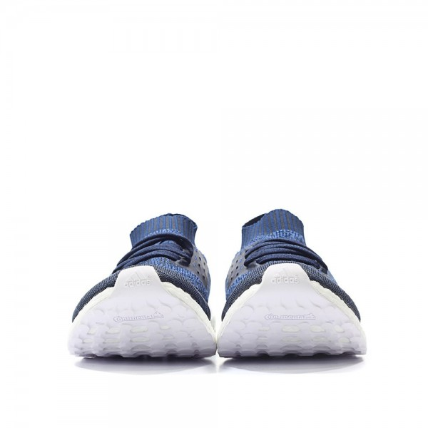 Adidas Men Ultra Boost Uncaged Parley Navy Blue Shoes BY3057