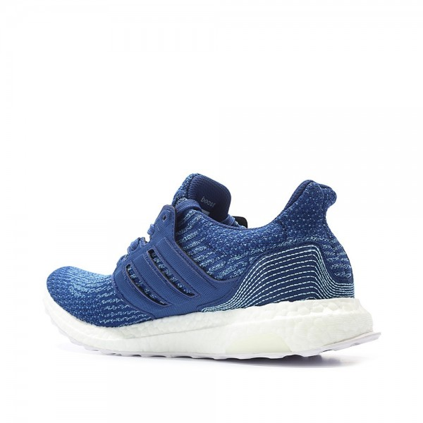 Adidas Men Ultra Boost X Parley 3.0 Blue Shoes BB4762