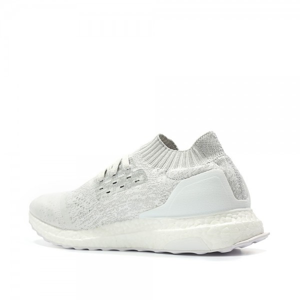Adidas Men Ultra Boost Uncaged White Running Shoes BY2549