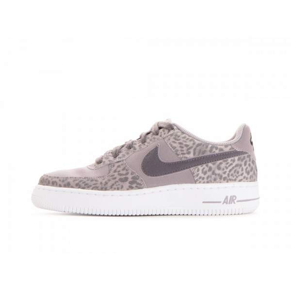 Nike 849345-001 Air Force 1 Atmosphere Grey/Gunsmoke/White