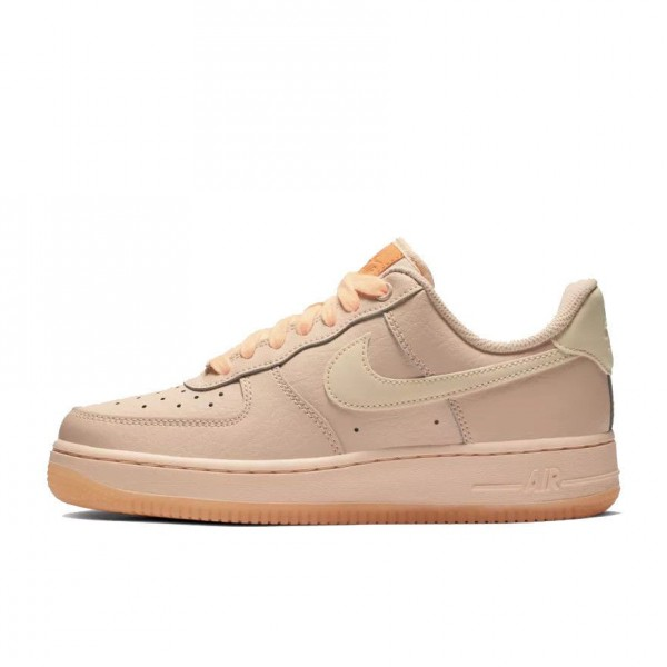 AO2132-800 Nike Air Force 1 Crimson Tint Orange Pu...