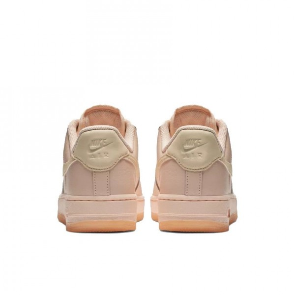 AO2132-800 Nike Air Force 1 Crimson Tint Orange Pulse Women Shoes