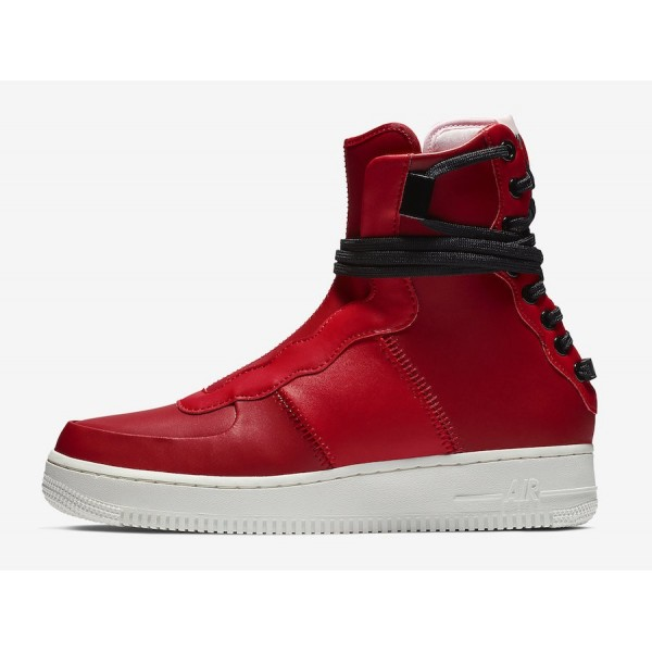 AO1525-600 Nike Air Force 1 Rebel XX Gym Red White...
