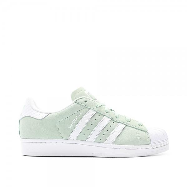 Adidas Women Originals Superstar Ice Mint Shoes S7...