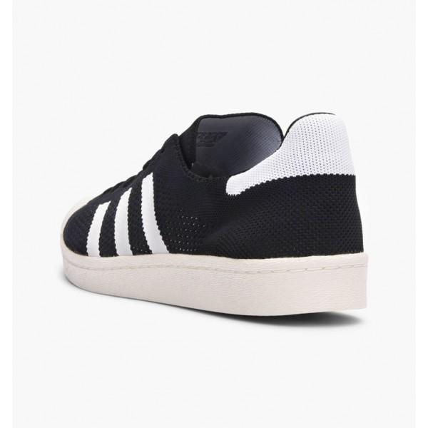 adidas Women Originals Superstar PK Black White Shoes BB0191