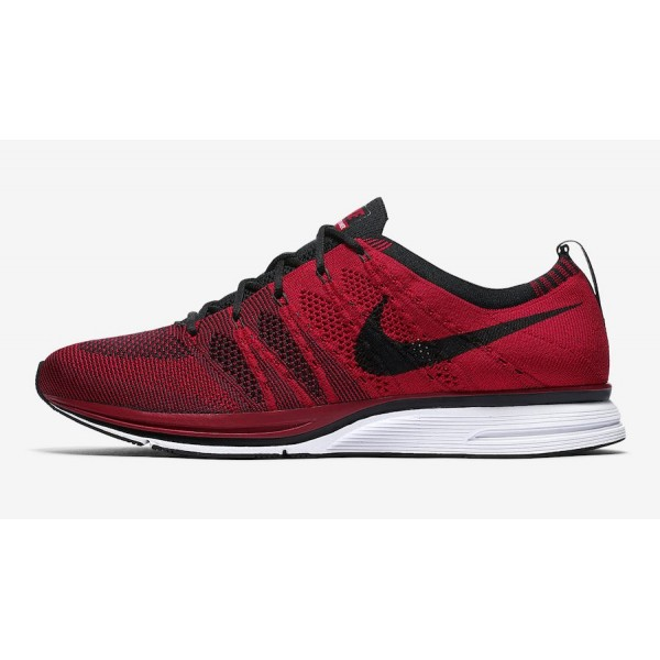 AH8396-601 Nike Flyknit Trainer University Red Bla...