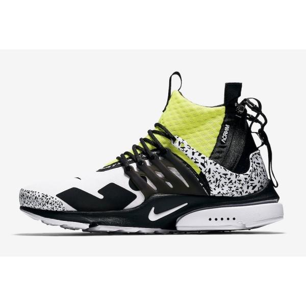 AH7832-100 Nike Air Presto Mid x Acronym Dynamic Y...