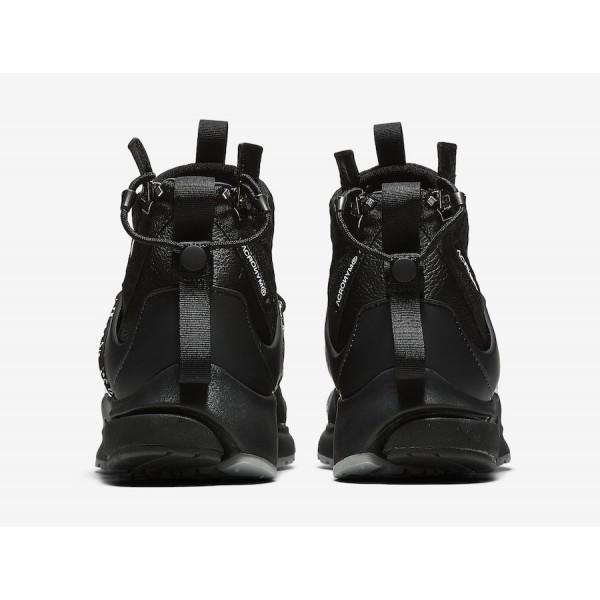 AH7832-001 Acronym x Nike Air Presto Mid Cool Grey Black Men Shoes