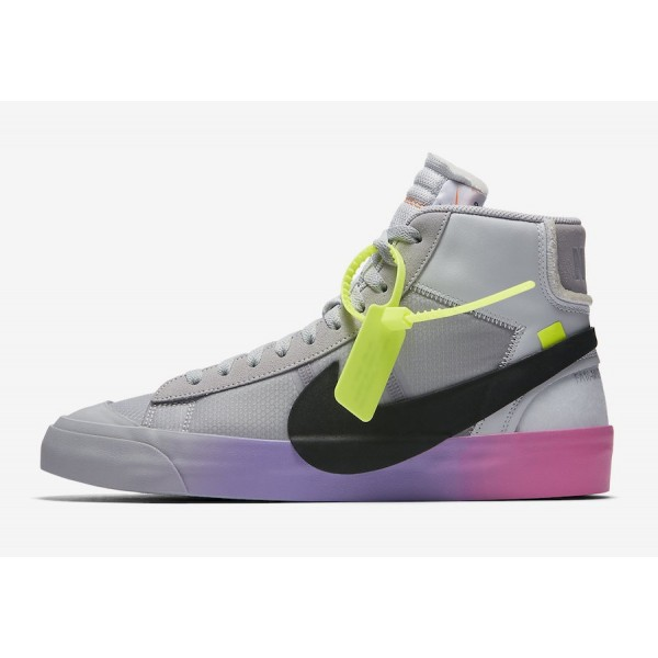 "AA3832-002 Off-White x Nike Blazer Mid ""Queen..."