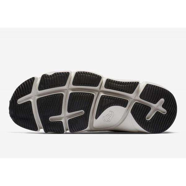 924455-001 Nike Air Footscape Mid Utility Black Cargo Khaki Men Shoes