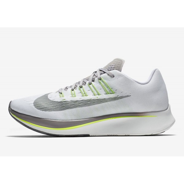 880848-101 Nike Zoom Fly Atmosphere Grey Volt Men Shoes