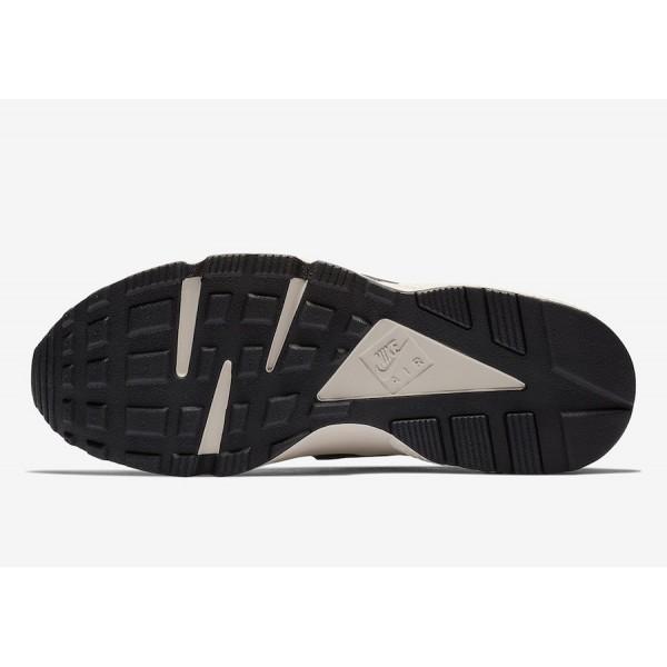 704830-603 Nike Air Huarache Premium Bordeaux Black Men Shoes