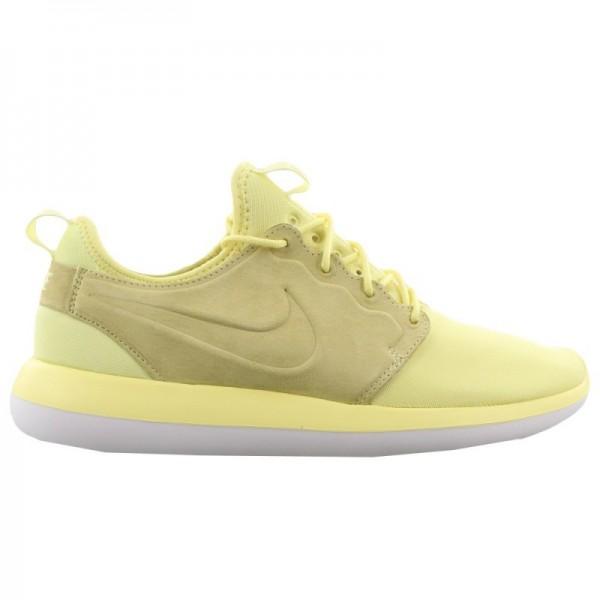 Nike Men Roshe Two BR Lemon Chiffon Citron Shoes 8...