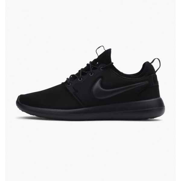 "Nike Men Roshe Two ""Triple Black"" Shoes ..."