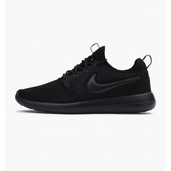 "Nike Men Roshe Two ""Triple Black"" Shoes ..."