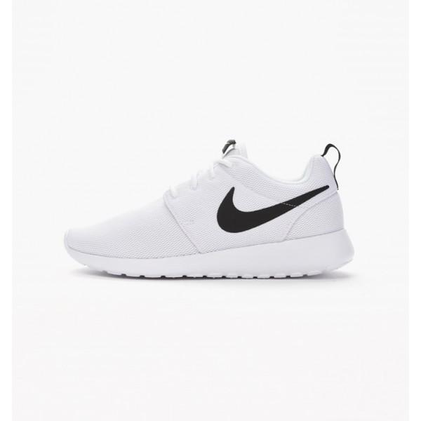 Nike Men Roshe One Black White Shoes 511881-010
