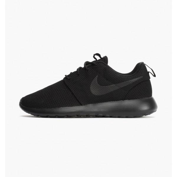 "Nike Men Roshe One ""Triple Black"" Shoes ..."