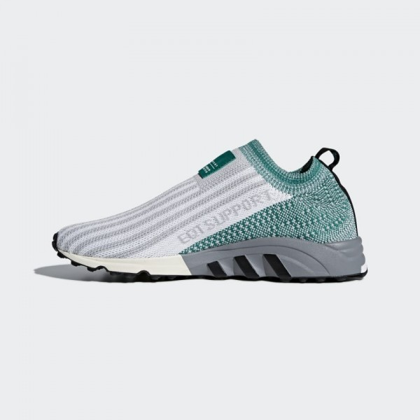 Adidas Men EQT Support SK PK Grey White Green AQ1032