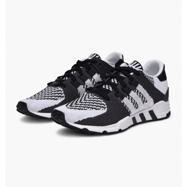 Adidas Men EQT Support RF PK Vintage White/Utility Black Shoes BY9600