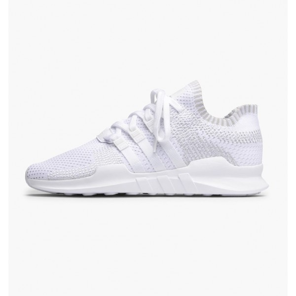 Adidas Men EQT Support ADV Primeknit White Shoes B...