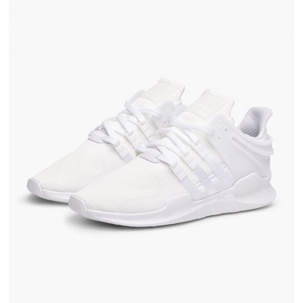 Adidas Men EQT Support ADV White Black Running Shoes CP9558