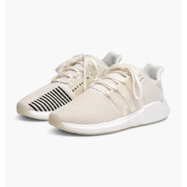 Adidas Men EQT Support 93/17 White Shoes BZ0586