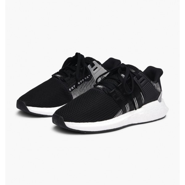 Adidas Men EQT Support 93/17 Boost Black Shoes BY9509