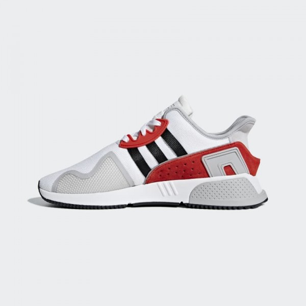 Adidas Men EQT Cushion ADV White Black Red Shoes B...