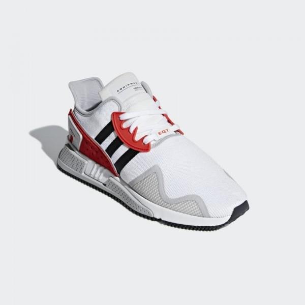 Adidas Men EQT Cushion ADV White Black Red Shoes BB7180