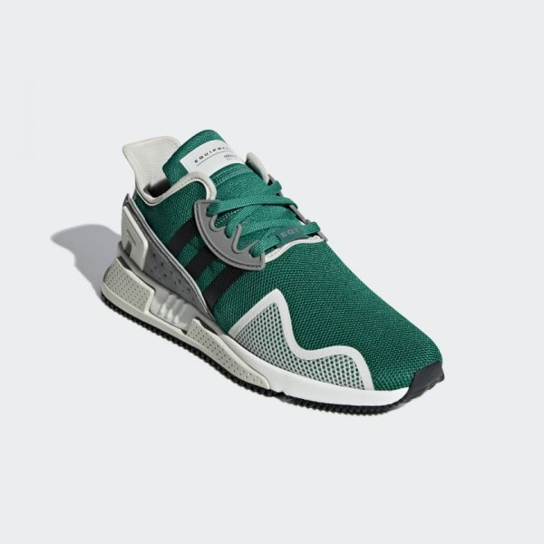 Adidas Men EQT Cushion ADV Shoes Green Grey BB7179