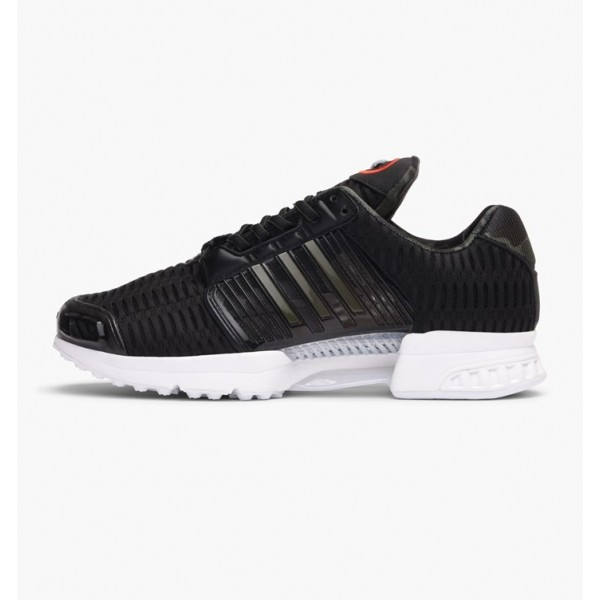 Adidas Men Climacool 1 Black Khaki White Shoes BA7...