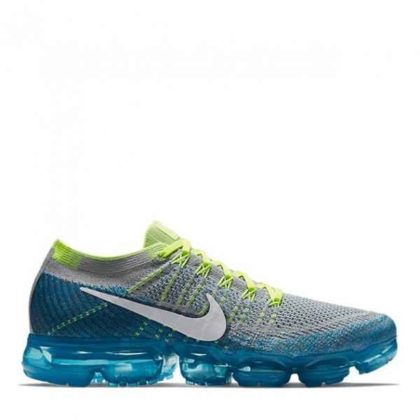 849558-022 Nike Air VaporMax Sprite Wolf Grey/Chlorine Blue