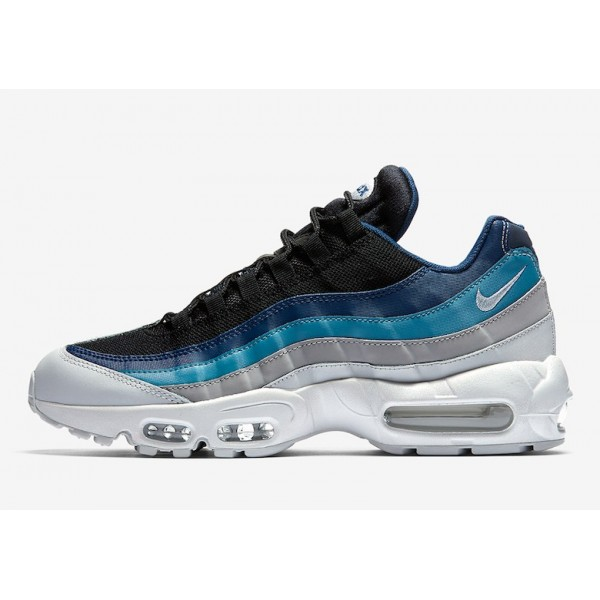 749766-026 Nike Air Max 95 Essential Navy/Noise Aq...