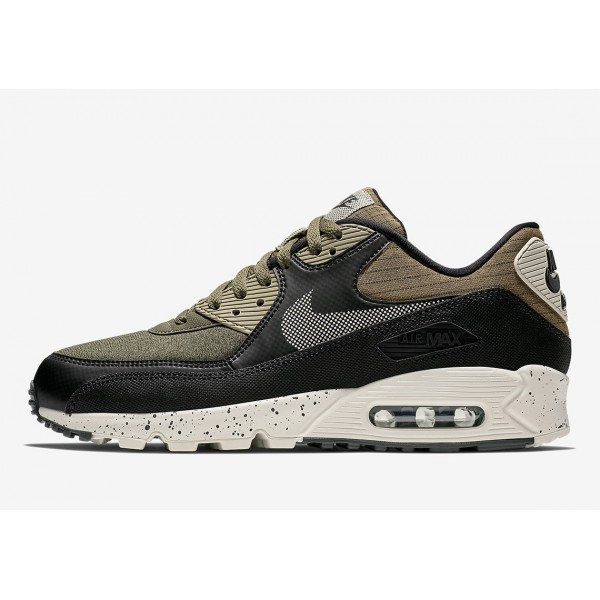 700155-203 Nike Air Max 90 Premium Neutral Olive B...