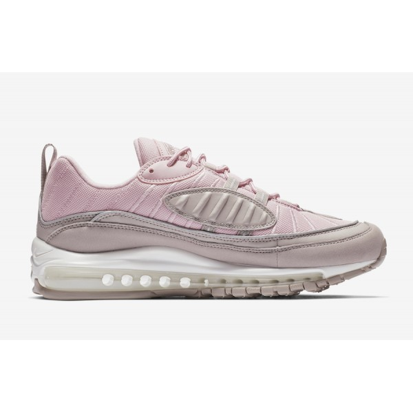 640744-200 Nike Air Max 98 Pink Pumice Shoes