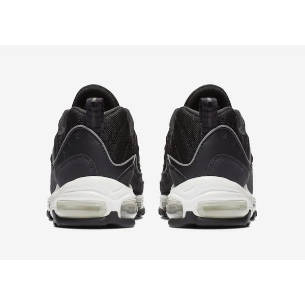 640744-009 Nike Air Max 98 Oil Grey Black Shoes