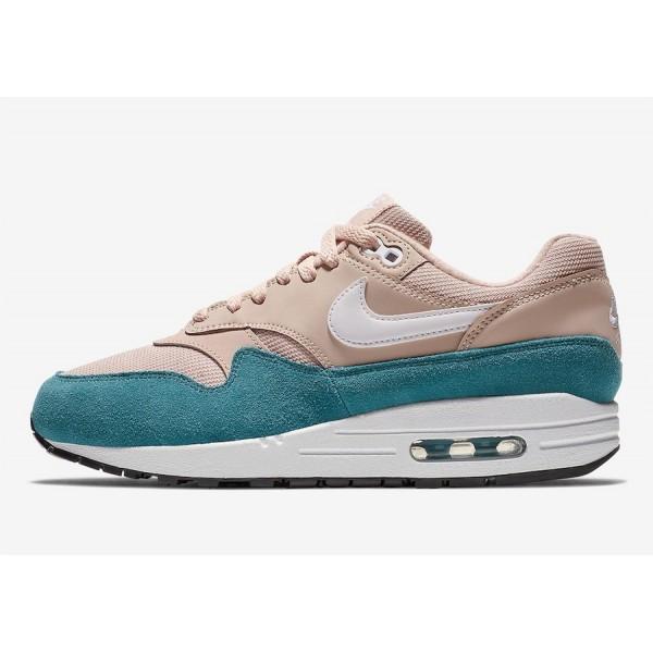 319986-405 Nike Air Max 1 Atomic Teal Pink Women S...