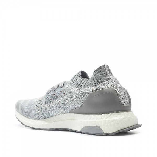 Adidas Men Ultra Boost Uncaged Grey Shoes BB4489