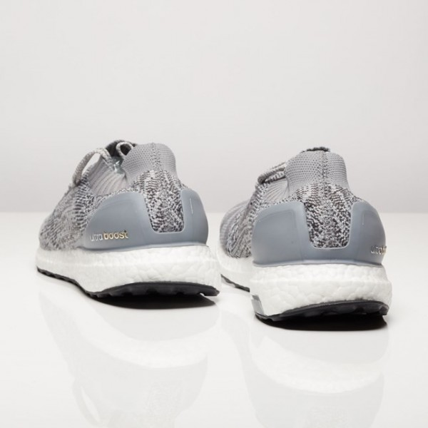 Adidas Men Ultra Boost Uncaged Grey Shoes BB3898