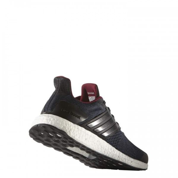 Adidas Men Ultra Boost Street Shoes Black Navy Shoes BB3931