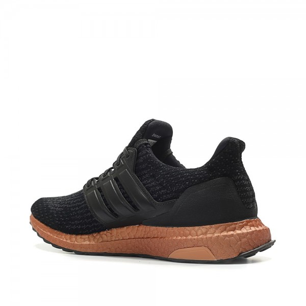 Adidas Men Ultra Boost 3.0 Tech Rush Black Shoes CG4086